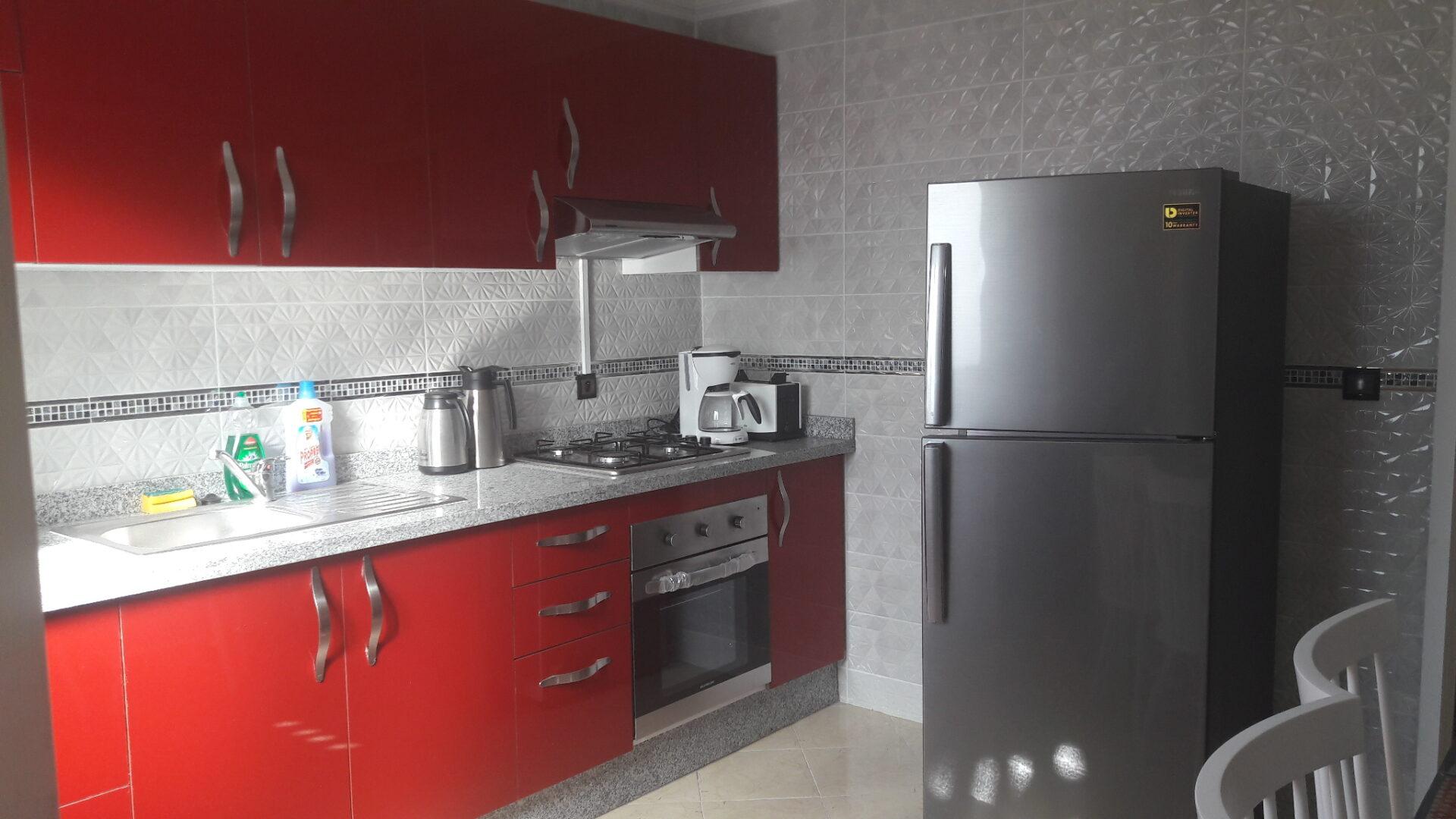 Appartement meublé en location à Hassan