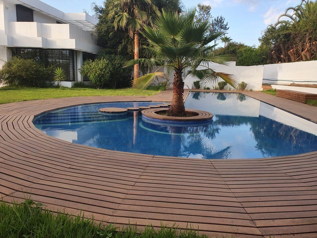 Villa en location à Souissi