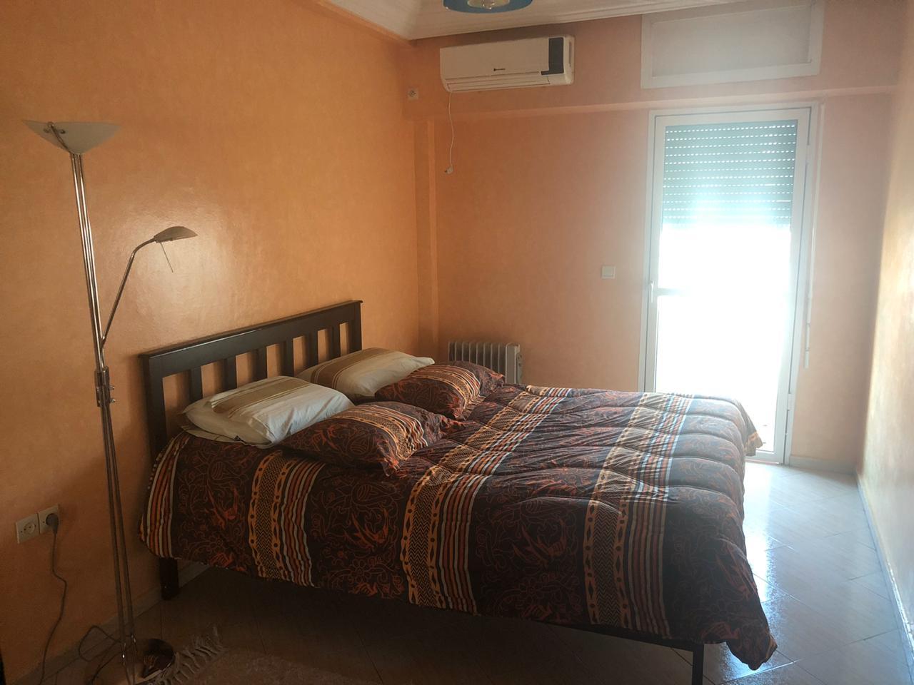 Appartement meublé en location à Rabat