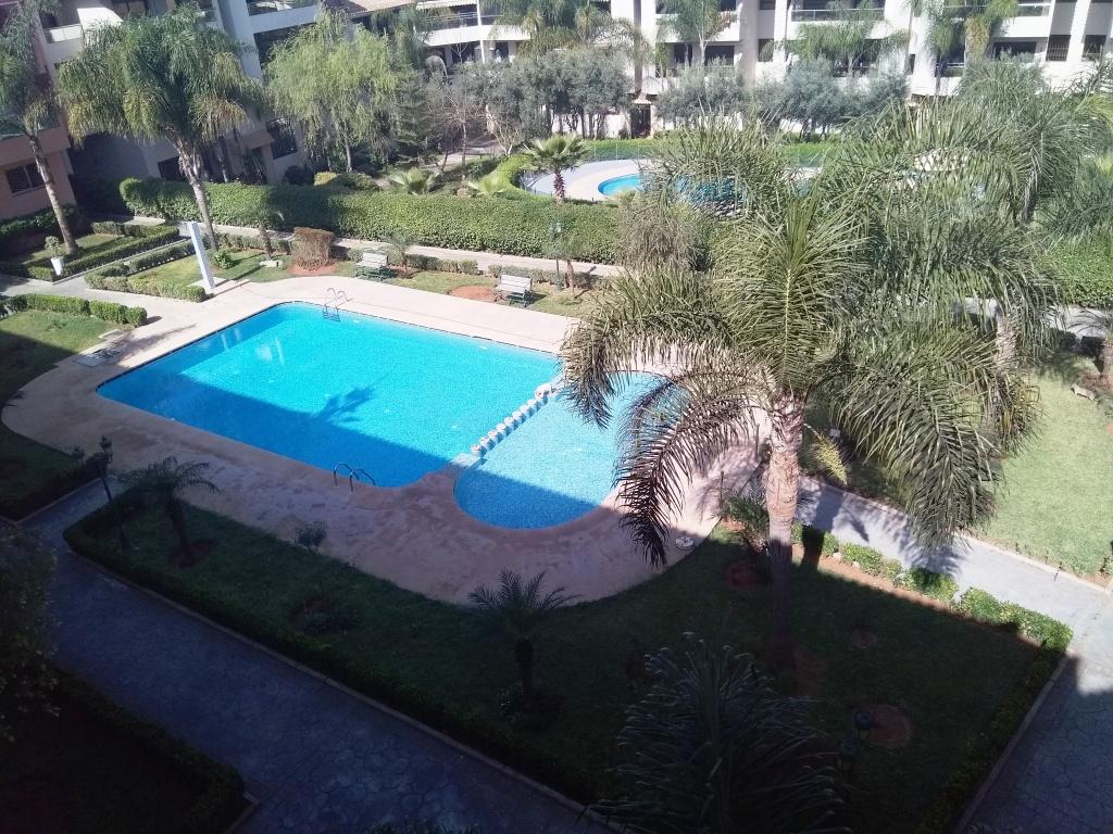 Appartement meublé en location à Harhoura