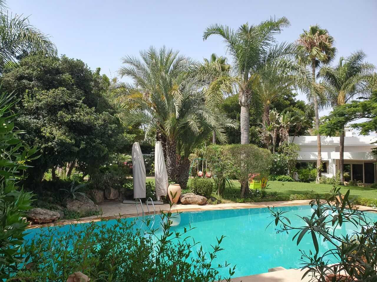 Vente Villa moderne à Rabat Souissi