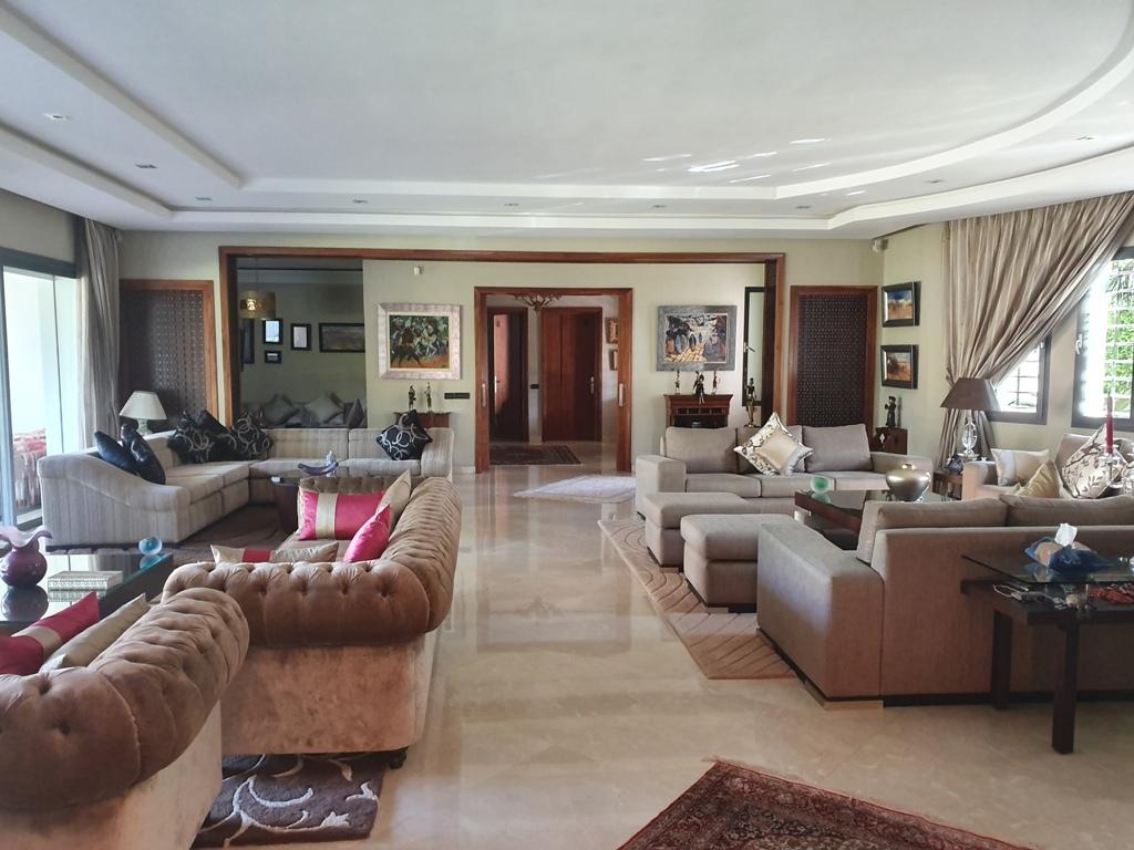 Villa en vente à souissi