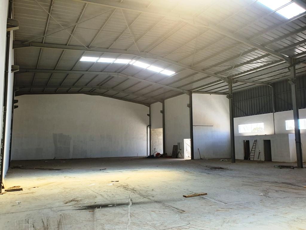 Location Hangar dépôt à Skhirat