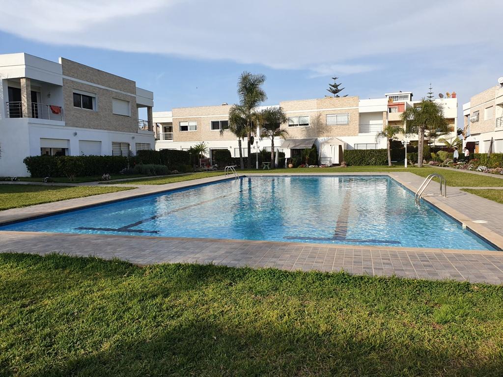 vente villa à Rabat Harhoura